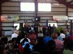 Foursquare Pastors from around Haiti